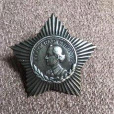 Militaria: ORDEN SUVOROVA URSS (REPLICA). Lote 276219638