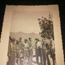 Militaria: ÁFRICA KORPS FOTO ORIGINAL SEGUNDA GUERRA MUNDIAL. Lote 279474538