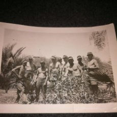 Militaria: ÁFRICA KORPS FOTO ORIGINAL SEGUNDA GUERRA MUNDIAL. Lote 279475598