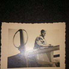 Militaria: PILOTO LUFTWAFFE FOTO SEGUNDA GUERRA MUNDIAL. Lote 279476268