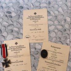 Militaria: CONDECORACIONES 2ªGUERRA MUNDIAL-CRUZ DE HIERRA 2ª. Lote 288701398