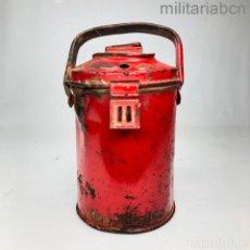 Militaria: ALEMANIA III REICH. HUCHA PARA DONACIONES DE LAS SA O HITLERJUGEND. CON MARCAJE DEL GAU. Lote 295702138