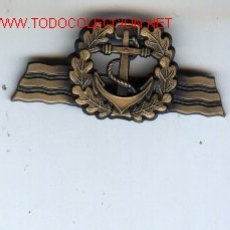 Militaria: INSIGNIA ALEMANA DE PECHO. SEFAHRENDES PERSONAL .. Lote 993514