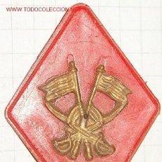 Militaria: ROMBO DE CABALLERÍA, EN PLÁSTICO. Lote 6551206