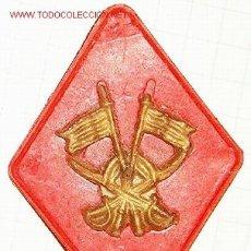 Militaria: ROMBO DE CABALLERÍA, EN PLÁSTICO. Lote 6559550