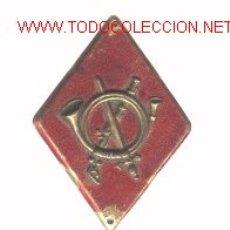 Militaria: RARO ROMBO DE INFANTERIA.. Lote 881488