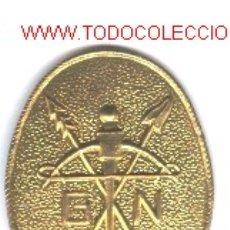 Militaria: PLACA GUARDIA NACIONAL.GUINEA ESPAÑOLA.. Lote 27329481
