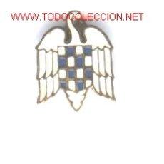 Militaria: OTRA INSIGNIA DE FALANGE.JUVENTUDES. SEU.. Lote 259963340