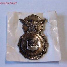 Militaria: PLACA DE POLICÍA DE AVIACIÓN. Lote 1725153