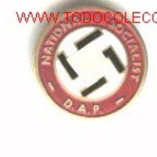 Militaria: INSIGNIA POLITICA ALEMANA 3º REICH.. Lote 12555022