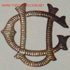 Militaria: INSIGNIA GUARDIA URBANA. Lote 3772487