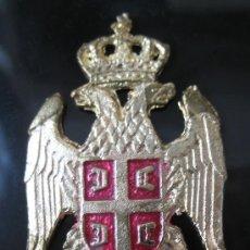 Militaria: DISTINTIVO SERBIO. GUERRA DE YUGOSLAVIA. ORIGINAL . Lote 27397082