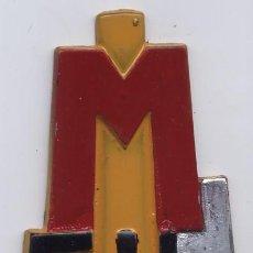 Militaria: ITALIA. PLACA DE BRAZO DE LA GIL. GIOVENTU ITALIANA DEL LITTORIO. EPOCA FASCISTA. REPRODUCCIÓN. Lote 21654130