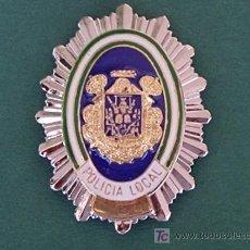 Militaria: ¡¡ SUPER OFERTA !! - PLACA DE PECHO DE LA POLICIA LOCAL.- ( VER DESCRIPCIÓN ). Lote 29008967