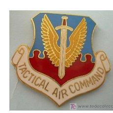 Militaria: INSIGNIA MILITAR DEL USAF (EEUU-USA). Lote 27012654