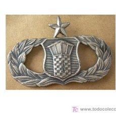 Militaria: INSIGNIA MILITAR DEL USAF (EEUU-USA). Lote 27012643