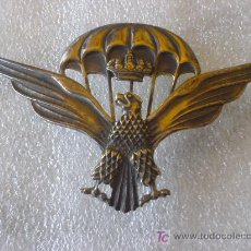 Militaria: AVIACION, DISTINTIVO DE PARACAIDSTA CIVIL ESPAÑACIVIL SYMBOL OF PARACAIDSTA SPAIN . Lote 27150057