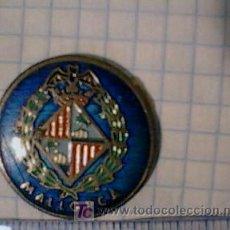 Militaria: INSIGNIA DE LA POLICIA MUNICIPAL DE PALMA DE MALLORCA. Lote 26969866