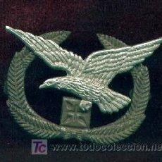 Militaria: PORTUGAL. PARACAIDISTAS. INSIGNIA DE BOINA, MODELO ANTIGUO. Lote 10577089