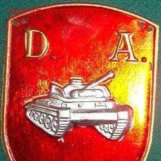 Militaria: CHAPA DE DIVISIÓN ACORAZADA, DE BRAZO. Lote 9107758