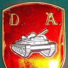 Militaria: CHAPA DE DIVISIÓN ACORAZADA, DE BRAZO. Lote 5624982