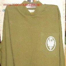 Militaria: SUDADERA BRIGADA PARACAIDISTA CON EMBLEMA.. Lote 7645953