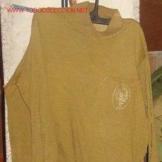 Militaria: SUDADERA BRIGADA PARACAIDISTA CON EMBLEMA.. Lote 8006768
