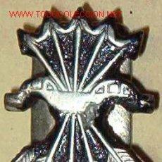 Militaria - Distintivo de falange, numerado. - 21748073
