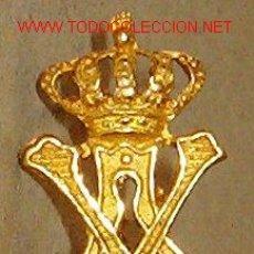 Militaria: INSIGNIA AY CON CORONA REAL.. Lote 10303328