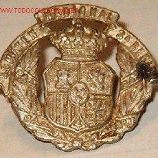 Militaria: INSIGNIA DE SOMATÉN NACIONAL 3ª REGIÓN.. Lote 21351789