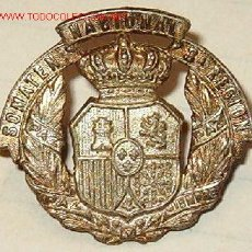 Militaria: INSIGNIA DE SOMATÉN NACIONAL 3ª REGIÓN.. Lote 18149789