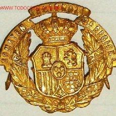 Militaria: INSIGNIA DE SOMATÉN NACIONAL 3ª REGIÓN.. Lote 19651337