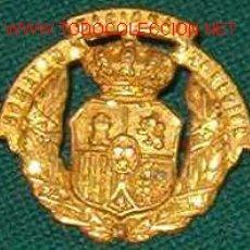 Militaria: INSIGNIA DE SOMATÉN NACIONAL 3ª REGIÓN.. Lote 7842425