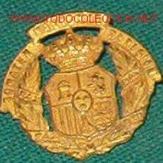 Militaria: INSIGNIA DE SOMATÉN NACIONAL 3ª REGIÓN.. Lote 12590464