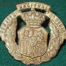 Militaria: INSIGNIA DE SOMATÉN NACIONAL 3ª REGIÓN.. Lote 8346992