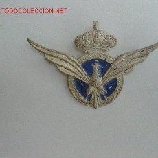 Militaria: INSIGNIA AEROPUERTOS ESPAÑOLES STANDARD SPANISH AIRPORTS . Lote 26898405