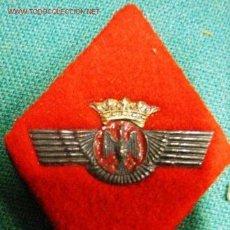 Militaria: ROMBO DE AVIACIÓN, EN TELA.. Lote 2104846