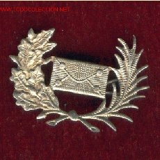 Militaria: 1 PAR INSIGNIAS CUELLO CORREOS. Lote 194560983