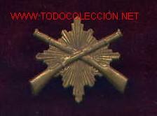 INSIGNIA DE CUELLO. CARABINEROS. II REPÚBLICA Y GUERRA CIVIL ESPAÑOLA. (Militar - Insignias Militares Españolas y Pins)