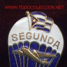 Militaria: CUBA PARACAIDISTA. SEGUNDA. Lote 44051866