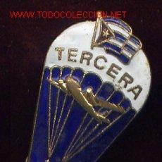 Militaria: CUBA PARACAIDISTA. TERCERA. . Lote 2784582