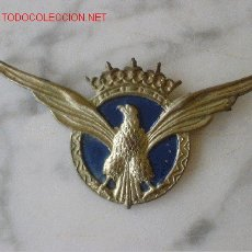 Militaria: INSIGNIA AEROPUERTO STANDARD AIRPORT . Lote 27347044