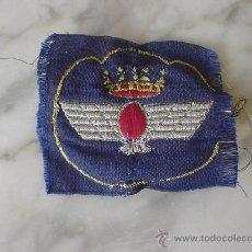 Militaria: AVIACION, ALAS DE AVIACION MILITAR BORDADAS. Lote 27193719