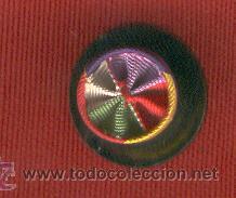 LOTE DE 8 ROSETONES DE FERROCARRILES (Militar - Insignias Militares Internacionales y Pins)
