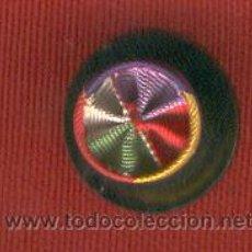 Militaria: LOTE DE 8 ROSETONES DE FERROCARRILES. Lote 54688114