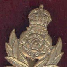 Militaria: REINO UNIDO. INSIGNIA REGIMENTAL BRITÁNICA. THE INTELLIGENCE CORPS.. Lote 210630903