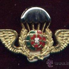 Militaria: PORTUGAL PARACAIDISTAS. MODELO ACTUAL. CENTRO EN COLOR.. Lote 10984865