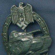 Militaria: ALEMANIA III REICH. PLACA DE CARROS DE COMBATE. 25 ASALTOS. MUY BUENA REPRODUCCIÓN DE LOS 70-80. Lote 12242655