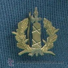 Militaria: EPOCA ALFONSO XIII. INSIGNIA DE SOLAPA DEL CUERPO JURÍDICO. 15 MM. Lote 12939582