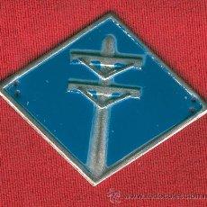 Militaria: PAR DE ROMBOS TRANSMISIONES. Lote 198292573